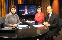 Owner and founder of Chinese Medicine Clinic and Education Center, Dr. Dave Liu made a guest appearance on a Bay Area Chinese-American news program.